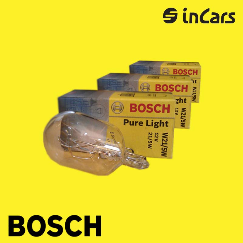 Автолампа  Bosch  Pure light p215w 12v 1987302202